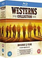 Westerns Collection [Blu-ray] [1956] [Region Free] [DVD][Region 2]