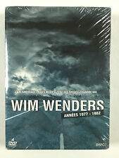 Coffret 4 DVD WIM WENDERS ANNEES 1977 1982 : Chambre 666, Nick's Movie... / Neuf