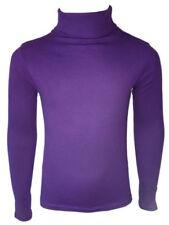 T-shirts et débardeurs violet à manches longues pour fille de 3 à 4 ans
