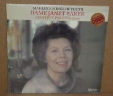 Dame Janet Baker Geoffrey Parsons Mahler NEW SEALED vinyl LP opera singer