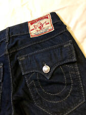 TRUE RELIGION Ricky Giant Big T Mens Jean 30 NWT