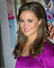 Pippa Middleton Smiling 8x10 Picture Celebrity Print