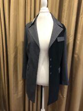 Alberto Makali Navy Black and White Mixed Menswear Size 8