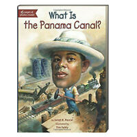 Who Was ...What Is the Panama Canal? Janet B. Pascal (Paperback) FREE ship $35