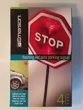 Emerson Flashing LED Auto Parking Signal 4 Foot New In Box