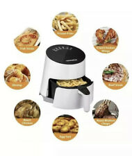 Air Fryer 3.7QT Oilless Electric Hot AirFryer Full Touch Screen Healthy