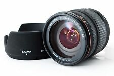 Sigma Zoom DC 18-200mm f/3.5-6.3 D Lens for Nikon [Excellent+] from Japan