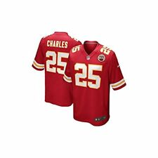 786763195 Nike Men s Jamaal Charles City Chiefs Game Jersey Medium University Red 1