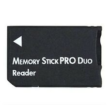 Micro SD SDHC TF to Memory Stick MS Pro Duo Reader AH2