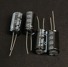 (10pcs) 1000uf 35v Rubycon Electrolytic Capacitor 35v1000uf ZL Low impedance