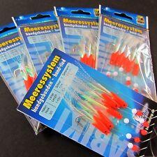 """Makrelenpaternoster """"verschiedene Systeme"""" 2.0 Seafishing Rig"""