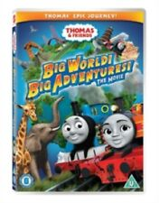 Thomas & Friends Big World! Big Adventures! The Movie And World Adventures DVD