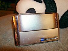 Sony Cyber-Shot DSC-T5 Silver 5.1MP Digital Camera