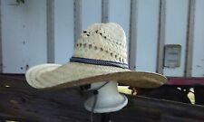 size XL men's or women's Mexican sun hats straw Sombrero cowboy hat