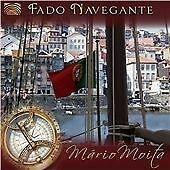 Mario Moita - Fado Navegante (CD) (New & Sealed)