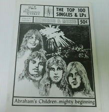 The Programmers Weekly October 14 1972 Music Newsletter Canada Charts