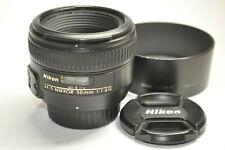 Nikon Nikkor AF-S 50mm f1.4 G Porträt-Objektiv neuwertig 2J.Gewährl./Händler