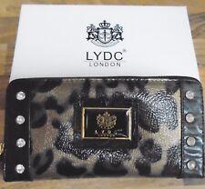 LYDC Designer Animal Print Purse with Gift Box