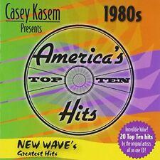 CASEY KASEM: TOP TEN - 80S ...-CASEY KASEM: TOP TEN - 80S NEW (US IMPORT) CD NEW