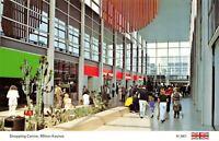 Vintage Postcard Shopping Centre Milton Keynes Buckinghamshire 17W