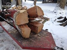 "LOG SPLITTER WEDGE 12"" WELDABLE+ 4 WAY SLIP ON COMBO!"
