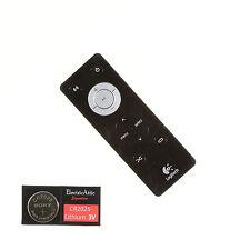 LOGITECH CDRC13A AUDIO DOCK IPOD REMOTE CONTROL w/Batteries