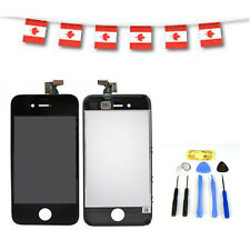 Replacement LCD Touch Screen Digitizer Glass Assembly For iPhone 4 GSM Black