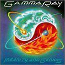 Gamma Ray - Insanity & Genius - CD Digipack + Bonus