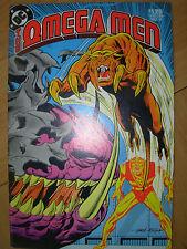 THE OMEGA MEN DC COMIC 1982 No 9