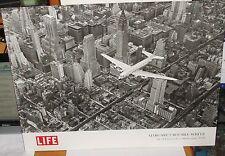 """MARGARET BOURKE-WHITE """"DC-4 FLYING OVER MANHATTAN,1939"""" LARGE POSTER"""