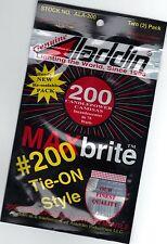 Aladdin Mantle Lamp Company MAXBrite Gasoline/White Gas/Propane Mantles 2 PACK