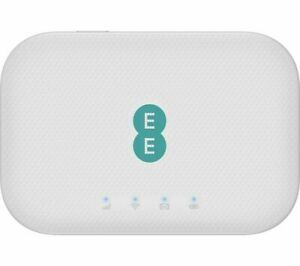 Refurbished EE 4G 3G LTE MiFi Mobile Wi-Fi Hotspot Router Alcatel EE71VB