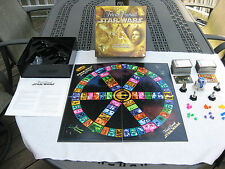 Trivial Pursuit Star Wars Classic Triology Collectors Edition 1997~Complete!
