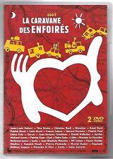 COFFRET 2 DVD / Les enfoirés 2007 - La caravane des enfoirés (MUSIQUE-CONCERT)