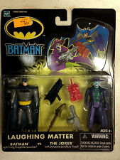 HASBRO TRU TOYS R US EXCLUSIVE BATMAN VS JOKER LAUGHING MATTER FIGURE 2-PACK D46