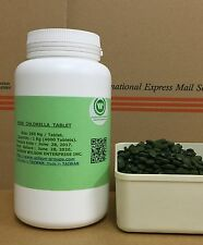 Chlorella tablet: Pure from Taiwan Factory! Must See + Buy! Free Ship!