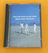 MANIC STREET PREACHERS THIS IS MY TRUTH TELL ME YOURS ORIGINAL MINI DISC ALBUM