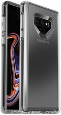OtterBox Samsung Galaxy Note 9 Symmetry Tough ShockProof Case Cover Clear