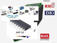 5 pcs x MC74HC4040N IC-DIP16- CIRCUIT  = MM74HC4040N Counter, Up, 12 Bit Binary