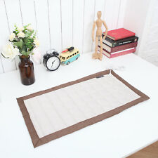Shieldgreen Silver Bamboo Earthing Therapy Multi-Pad Grounding Foot Desk Mat AU