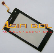 New Touch Screen Digitizer Glass Lens Replace Parts For LG KU990 Viewty Black