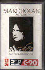 Marc Bolan and T Rex-Best Of the 20 Th Century Boy music Cassette