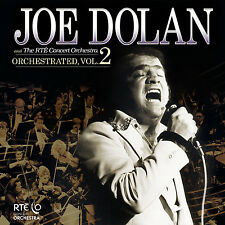Joe Dolan With The Rte Concert Orchestra Orchestrated Vol. 2 CD 2017