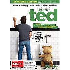 TED (MARK WAHLBERG,MILA KUNIS,SETH MACFARLANE)    BLURAY
