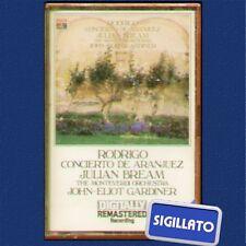 "RODRIGO CONCIERTO DE ARANJUEZ-BERKELEY GUITAR CONCERTO""MUSICASSETTA SIGILLATA"