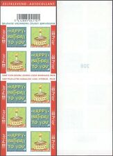 Belgium 2006 - Imperforate Booklet - Mint Stamps Birthday D1743