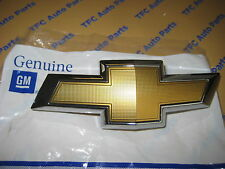 Chevrolet Camaro Front Grille Gold Bowtie Emblem OEM New Genuine GM  2014-2015