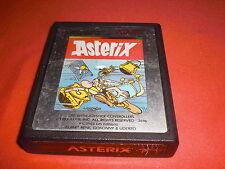 Atari 2600 Astérix [Jeu] RARE Compatible 7800 Console NO Master System *JRF*