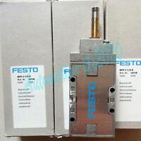 New Festo Solenoid Valve MFH-5-1//8-B AC220V