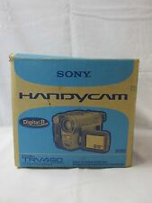 SONY HANDYCAM DCR-TRV460 Hi8 8MM Touch Panel LCD Video Camera Recorder